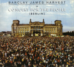 Barclay James Harvest A Concert for the People (Berlin) Esoteric Remastered CD