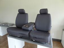 Durafit Covers T787 Gray 2000-2004 Toyota Tundra 40/60 Waterproof Seat Covers