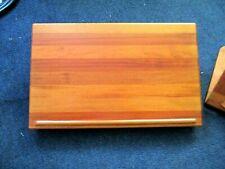 Nice!  MCM Danish Modern Book Stand Holder Lectern - Made In Denmark - Teak Wood