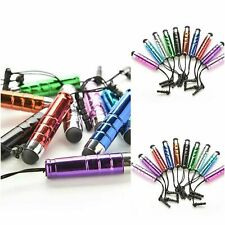 10 x Universal Capacitive Stylus Pen Pens For Tablet Phone Touch Screen Devices