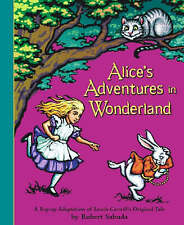 Alice in Wonderland Pop-Up Book, Sabuda, Robert