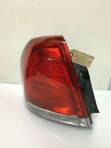 2015 Chevrolet Caprice PPV OEM Tail Light (Driver LH)