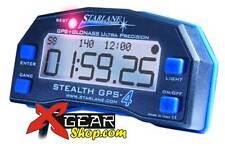 CRONOMETRO STARLANE STEALTH GPS-4 lite+ OMAGGIO! moto auto CHRONO TRACK TIMER