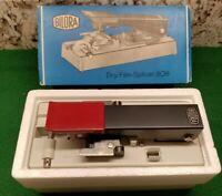 Bilora Dry Film Splicer for 8mm & Super 8 Film Mint Condition Model 8O8 Orig Box