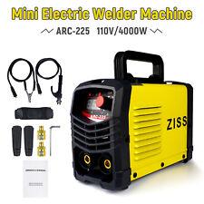 110v 225a Mini Electric Welding Machine Igbt Inverter Arc Mma Stick Welder Weld