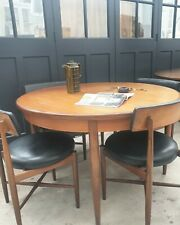 Mid Century G Plan Fresco Dining Table TEAK DELIVERY AVAILABLE