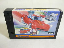 MSX ROAD FIGHTER Cartridge Import Japan Video Game msx cart