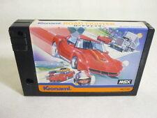 MSX ROAD FIGHTER Cartridge Import Japan Video Game msx cart