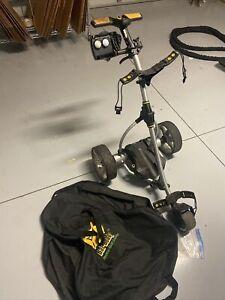 Bat Caddy X3R Lithium Battery 25Ah  Electric Cart Untested