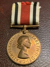 More details for special constabulary long service medal queen elizabeth ii, great condition