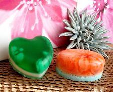 Handmade Soaps Women Men Gift Set of 2, Birthday Valentines Christmas