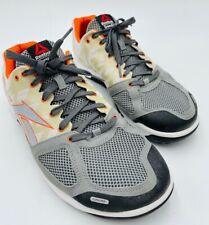 Reebok Men's CROSSFIT Nano Cross Trainer 023501 1114 Tan Grey Orange Size US 13