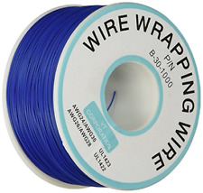 WAF Breadboard P/N B-30-1000 Tin Plated Copper Wire Wrapping 30AWG Cable 305M