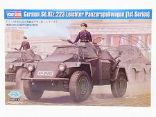 Lot 16931 hobby Boss 83817 ger. SD. KFZ. 223 Panzerspähwagen 1:35 kit nuevo embalaje original