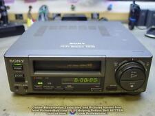 Sony EV-C100 Hi8 Stereo HiFi VCR *RARE - 90 Days Wrty
