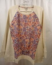 Women's Lucky Brand Sweatshirt   2X