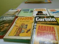 AGATHA CHRISTIE COLLECTION - 13 PAPERBACKS