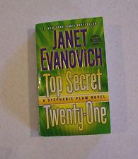 Stephanie Plum: Top Secret Twenty-One : A Stephanie Plum Novel 21 by Janet Evano
