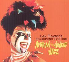 Les Baxter: African Jazz + Jungle Jazz (2 Lps On 1 Cd) + 5 Bonus Tracks