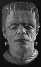 GLEN STRANGE as the Frankenstein  Monster Famous Filmland Life Mask