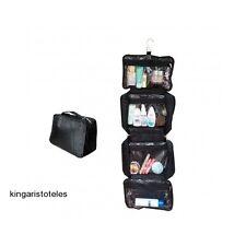 Travel Hanging Bag Toiletry Cosmetic Makeup Case Organizer Medicine Shaving Kit