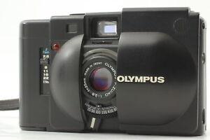 [Near MINT] Olympus XA 35mm Rangefinder Zuiko 35mm f2.8 Film Camera From JAPAN