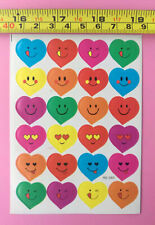 B47 Sticker Sticky paper apple smile Child sticker & Chinese smiling d 图一