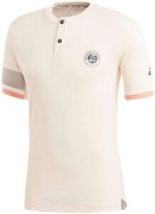 Adidas Roland Garros Climachill Tennis Polohemd Trikot Herren [Gr.XL] *NEU+OVP*