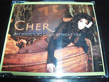 Cher Music's No Good Without You Australian CD Single