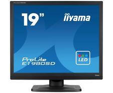 "iiyama ProLite E1980SD 19"" LED - Purchase Dec 2016 . Designed for business"
