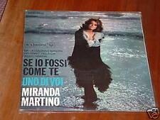 """MIRANDA MARTINO  """"SE IO FOSSI COME TE - UNO DI VOI""""   O.S.T.  ITALY'65"""