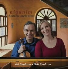 Nigunim, Hebrew Melodies, Orli Shaham, Gil Shaham, New