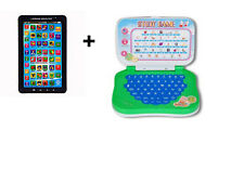 Kids Tablet and Laptop in Combo