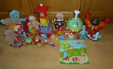 CBeebies Night Garden Juguetes paquete In The