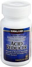 Kirkland Signature Acid Reducer Ranitidine 150 mg,MaxStrength 95 Tablet 1 Bottle