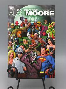 2006 THE STORIES OF ALAN MOORE SUPERMAN GREEN LANTERN 1ST ED 1ST PRINT CB304