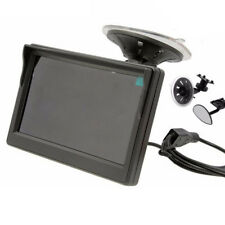 5'' HD LCD Screen Monitor for Car Rear Reverse Rearview Backup Camera Eyeful