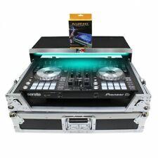 Pro X Pioneer DDJ-SR2 Digital Controller Flight Case W/Laptop Shelf W/LED Kit