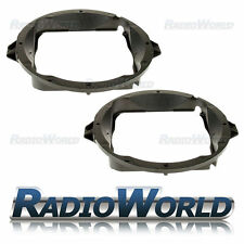 "Audi A4 / TT Speaker Adaptor Rings Rear Shelf  6.5"" 16.5cm 165mm SAK-1105"