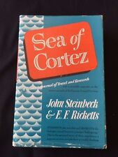 SEA OF CORTEZ. A LEISURELY JOURNAL OF TRAVEL AND RESEARCH- 1ST BY JOHN STEINBECK