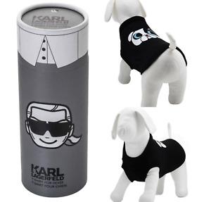 Karl Lagerfeld Pets Cat Dog T-Shirt Top Dog Shirt
