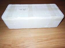 3 xTransportbox Styroporkiste Kühlbox Thermobox Isolierbox