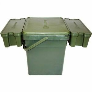 Ridgemonkey Modular Buckets *All Sizes* Bait Bucket NEW Carp Fishing