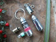 Befülladapter Gas-Stiftkartusche > Schraubkartusche + Kapsel-Benzin-Feuerzeug