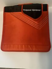 Red Trapper Keeper 3 ring binder Mead Folder Portable School Binder Preowned