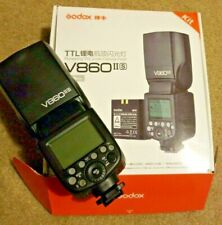Godox Ving V860II-N 2.4GH TTL Li-ion Battery Camera Flash Speedlite for NikonNEW