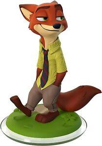NICK WILDE Personaggio Action Fuigure Disney Pixar ZOOTROPOLIS Infinity 3.0