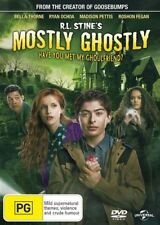R.L. Stine's Mostly Ghostly 2 - Have You Met My Ghoulfriend? (DVD, 2015)
