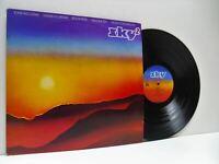 SKY sky 2 DOUBLE LP EX/VG+, AD SKY2, vinyl, album, prog rock, uk, 1980, & insert