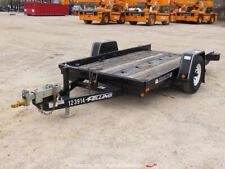 New Listing2013 Felling Ft-6 Tilt Deck Trailer Flatbed Equipment S/A 12' X 6' bidadoo